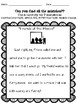 Proofreading and Editing WORKSHEETS  Spelling, Grammar, Capitalization