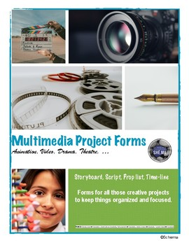Prop list for a Multimedia Project