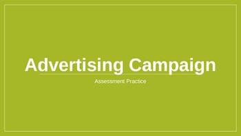 Propaganda: Advertising Campaign Assessment Practice