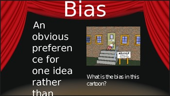 Propaganda Interactive Powerpoint with Example Commercials