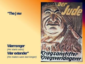 Propaganda - Nazi posters during World War II