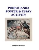 Propaganda Poster & Essay Activity - World War I
