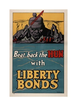 Propaganda Posters in World War 1