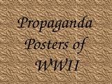 Propaganda Posters of WWII