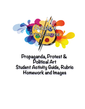 Propaganda, Protest and Political Art Student Activity Guide