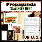 Propaganda Scavenger Hunt SS.7.C.2.11 Civics