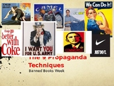Propaganda Techniques Powerpoint