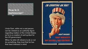 Propaganda: Testimonial Technique