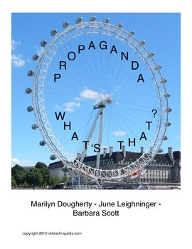 Propaganda - What's That?
