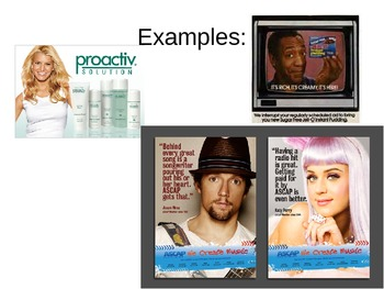 Propaganda in Advertisements PPT