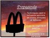 Propaganda in WWII PowerPoint