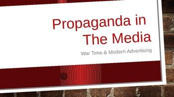 Propaganda in the Media PowerPoint