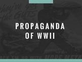 Propaganda of WWII PowerPoint