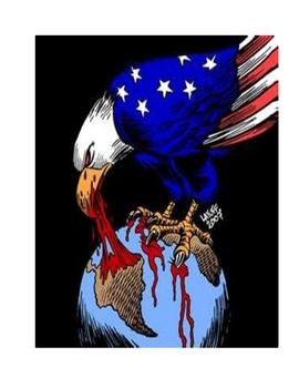 Propaganda on American imperialism