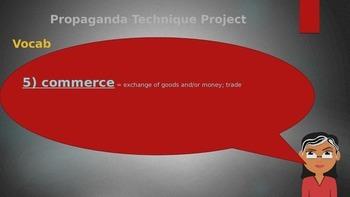 Don't be a Sucker!:  Sales & Marketing techniques for ELA, ESL, Social Studies