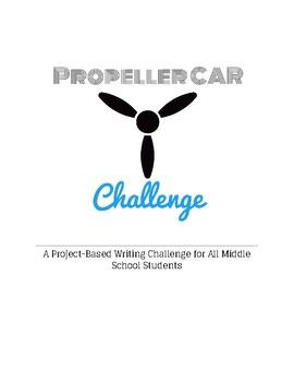 Propeller Car Challenge Workbook