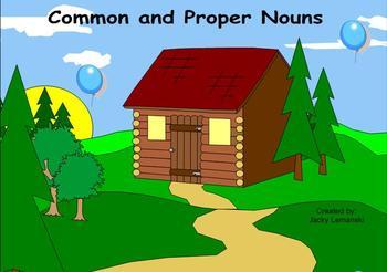 Proper Common Noun Sort