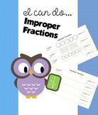 Improper Fractions Extension Worksheet