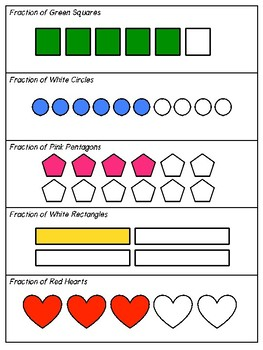 Proper Fractions Small Group Lesson #2