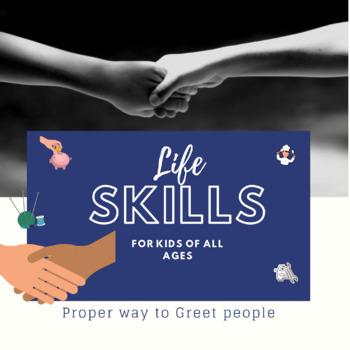 Proper Handshake: Life Skills for Kids