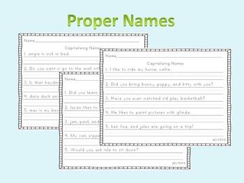 Proper Names