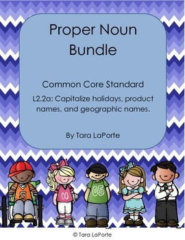 Proper Noun Bundle L2.2a