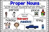 Proper Noun Poster/Anchor Chart