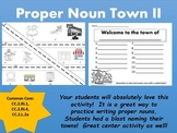 Proper Noun Town II