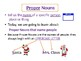 Proper Nouns Interactive Powerpoint