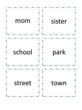 Proper Nouns Quiz-Quiz-Trade