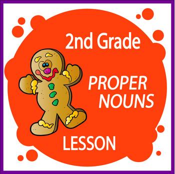 Proper Nouns Activities Complete Lesson And Proper Nouns Worksheet