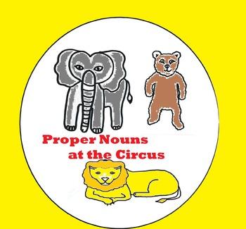 Proper Nouns at the Circus