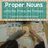 Proper Nouns with the Prince and Princess