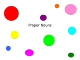 Proper Nouns/Abbreviations Power Point