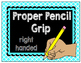 Proper Pencil Grip