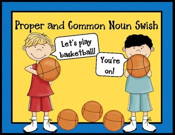 Proper and Common Noun Swish