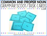 Proper or Common Noun Scoot