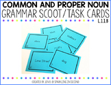 Proper or Common Noun Scoot