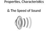Properties & Characteristics of Sound Waves