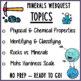 Minerals Interactive WebQuest