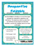 Properties Foldable