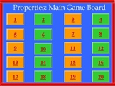 Properties Game: Comm.,Asso., Dist. and Identity propertie