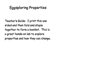 Properties Lab