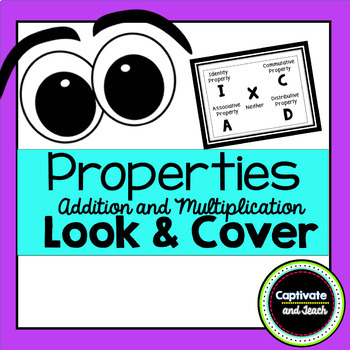 Properties Look and Cover