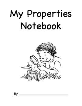 Properties Notebook