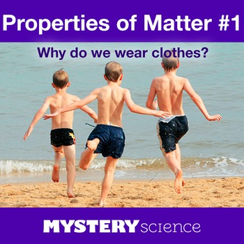 Properties & Phases of Matter NGSS:Materials  ❤ BUNDLE:Activity, Reading, Asmnt