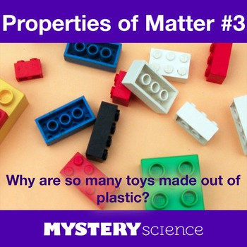 Properties & Phases of Matter NGSS:Changes  ❤ BUNDLE:Activ