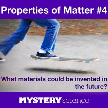 Properties & Phases of Matter NGSS:Engineering ❤ BUNDLE:Activity, Reading,Asmnt