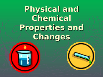 Properties-Physical /Chemical