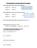 Properties Practice (Distributive, Commutative, Associative, Inverse)